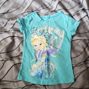 Other - Frozen Elsa shirt
